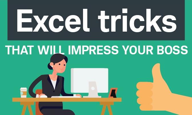 excel tricks to impress
