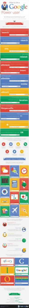 How to be a google power user 1