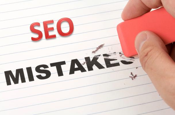 SEO Mistakes HDBoost